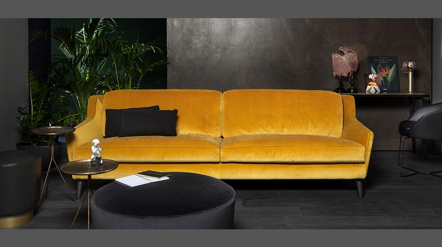 575 Hi_Story: designer sofa and armchair made in Italy