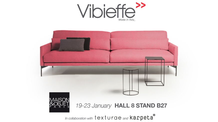Vibieffe at Maison e Objet 2018 Paris